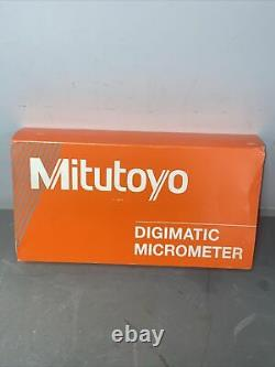 0-1 Digimatic Coolant Proof MIC With Ratchet Ip65 Mitutoyo 293-340-30.00005