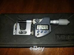 0-1 Mitutoyo digital uni-mic