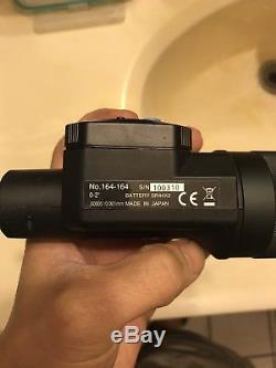 0-2 Mitutoyo Digital Micrometer Head 164-164.00005 Reading