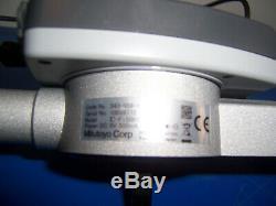 11115 Mitutoyo ID-F150HE Absolute Digital micrometer Indicator digimatic 543-558
