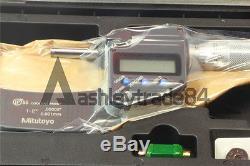 1PCS Mitutoyo Brand New Digital Micrometer 293-341-30 25-50mm 0.001mm