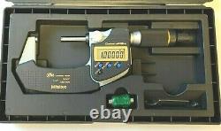 1-2 Digital Micrometer. 00050 Mitutoyo Quantumike #293-181-30 New
