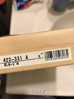 1-2 Mitutoyo 422-331-30 Digital Blade Micrometer. 00005 Reading