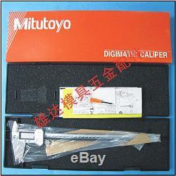 1 Pcs New Mitutoyo 500-764-10 IP67 Digimatic Digital Caliper, 0 12/300mm