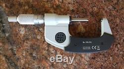 293-331-332 Mitutoyo Micrometer Digital Set 1-3