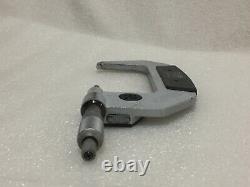 3-4 mitutoyo digital micrometer. 00005 resolution