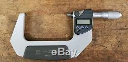 3-6 Mitutoyo Digital Micrometer Set