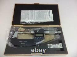 BRAND NEW MITUTOYO DIGITAL BLADE MICROMETER 422-230-30 R22t2