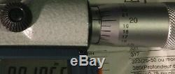 DIGIMATIC Genuine Mitutoyo 293-768-30 0-1 Digital Micrometer