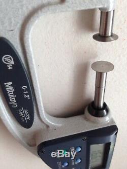 Digital Disc Micrometer Mitutoyo 369-421N