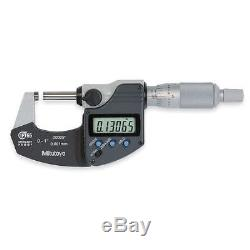 Digital Micrometer, 0 to 1In, Ratchet MITUTOYO 293-330-30