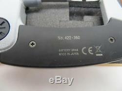 Digital Micrometer Blade, 0-1 SPC MITUTOYO 422-360