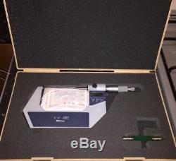 Digital Micrometer (Mitutoyo)