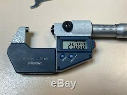Digital Micrometer Mitutoyo 293-521-30, 0-25 mm 0.001mm