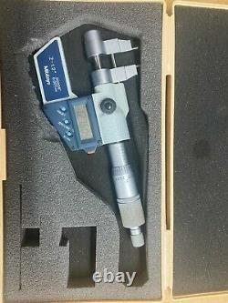 Digital Mitutoyo Inside Micrometer 0.2 1.2in (345-711-30)