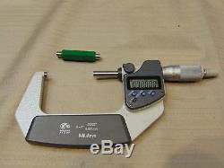 Digital Mitutoyo Micrometer 293-332 2-3