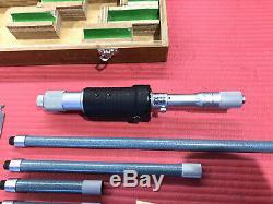 Excellent Mitutoyo No 337-203 Digital Tubular Inside Micrometer 8-40.0001p418