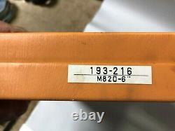 MACHINIST LATHE MILL Mitutoyo 193 216 5 6 Digital Micrometer Carbide Fac BkCse