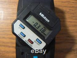 MITITOYO DIGITAL MICROMETER 164-161 0-50mm 0.001mm