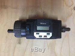 MITITOYO DIGITAL MICROMETER 164-161 0-50mm (0-2), 0.001mm resolution