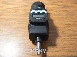 MITITOYO DIGITAL MICROMETER 164-162 0-2.00005 / 0.001mm