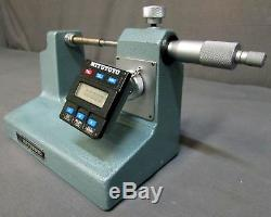Admirable Mitutoyo 121 232 Digital Display Precision Bench Micrometer Camellatalisay Diy Chair Ideas Camellatalisaycom