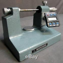 Awesome Mitutoyo 121 232 Digital Display Precision Bench Micrometer Camellatalisay Diy Chair Ideas Camellatalisaycom