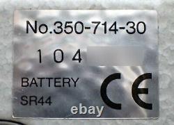 MITUTOYO 350-714-30 ELECTRONIC DIGITAL MICROMETER HEAD 0-1.00005 0.001mm