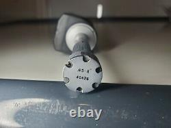 MITUTOYO BORE HOLTEST INSIDE MICROMETER. 65 To. 8 In With1 Ring gauge. 800