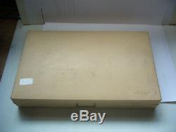 MITUTOYO' DIGITAL CALIPER MICROMETER No343-512-30 (25-50mm) + CASE (4756)