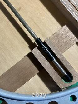 MITUTOYO DIGITAL OUTSIDE MICROMETER. 0001 16 17 q15
