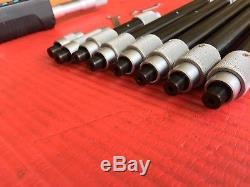 MITUTOYO DIGITAL Tubular Inside Micrometer Range 8-80 in Machinist Tools