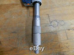 MITUTOYO Digital Depth Micrometer 329-712-30