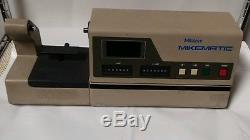 MITUTOYO MIKEMATIC MK-100E Digital Micrometer Code No 162-302