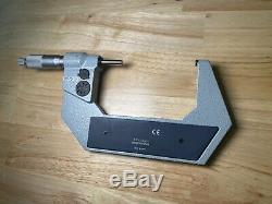 MITUTOYO No. 293-724-30 3-4 Digital Micrometer. 00005 /. 001mm IP65
