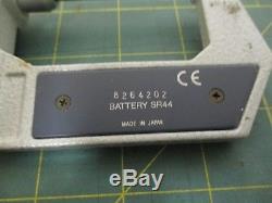 Machinist Tools Digital Blade Micrometer Mitutoyo 0-1.00005 422-311