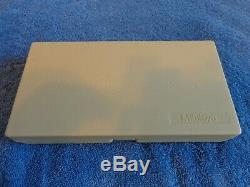 Mitutoyo 0-1 Digital micrometer Resolution. 00005 0.001mm