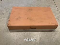 Mitutoyo 0-4 Inch Digital Depth Micrometer Set No 229-131