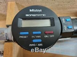 Mitutoyo, 0.5 1.6 Digital Borematic, Bore micrometer, In box with extras, Used