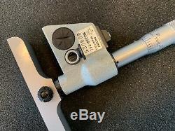 Mitutoyo 0-6 Digital Depth Micrometer withSPC Data Output, Retail $840