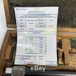 Mitutoyo 139-177 Extension Tube Inside Micrometer 100-1000mm Vintage Japan