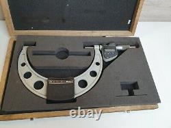 Mitutoyo 150-175mm IP65 Coolant Proof Digital Micrometer 293-252