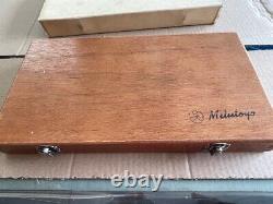 Mitutoyo 159-215 Combimike Digital Micrometer 4-5 IN STOCK VINTAGE