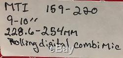 Mitutoyo 159-220 Combimike Digital Counter OD Micrometer, 9-10 Range. 0001
