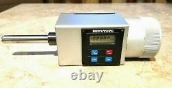 Mitutoyo 164-135 Digital Micrometer Head 0-2''. 0001 Resolution Very Good