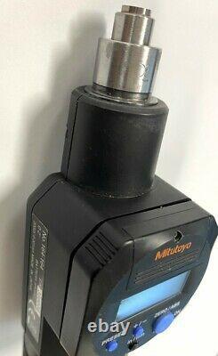 Mitutoyo 164-164 Digimatic Micrometer Head, 0-2/0-50mm Range. 00005/ 0.001mm