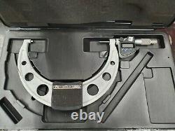 Mitutoyo 175-200mm IP65 Coolant Proof Digital Micrometer 293-253