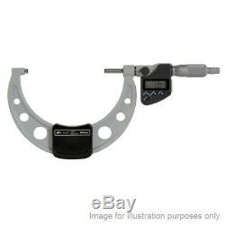 Mitutoyo 175-200mm IP65 Coolant Proof Digital Micrometer 293-353-30