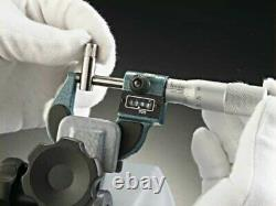 Mitutoyo 193-112 M820-50 Digit Outside Micrometer 25-50mm Japan with Tracking