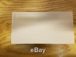 Mitutoyo 193-211 0-1 Digital Outside Micrometer. 0001 New